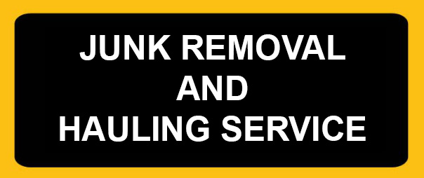 junk removal and hauling service